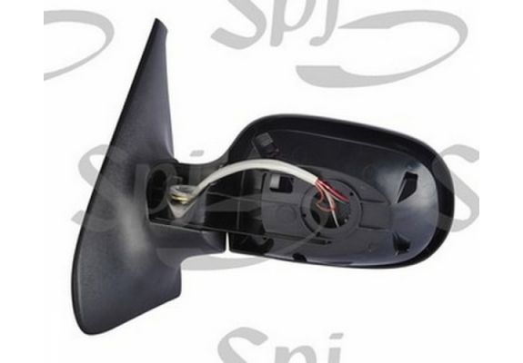 Clio Symbol Elektrikli Ayna 2000-2006 Astarlı Kör Noktalı Sol  Oem No:7700435921, image 1